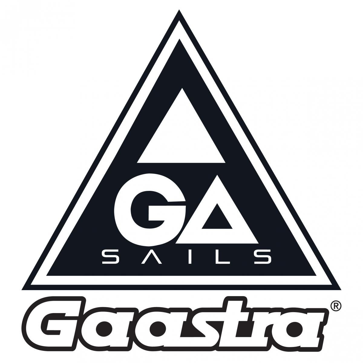 Funboard Center Boracay stays with Gaastra sails for windsurfing.