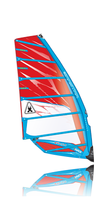 The SAVAGE from Gaastra is the only race sail with no cams.