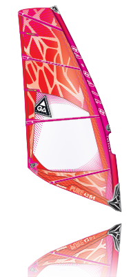 The PURE rom Gaastra is one of the best freestyle sails on the market for 2015.
