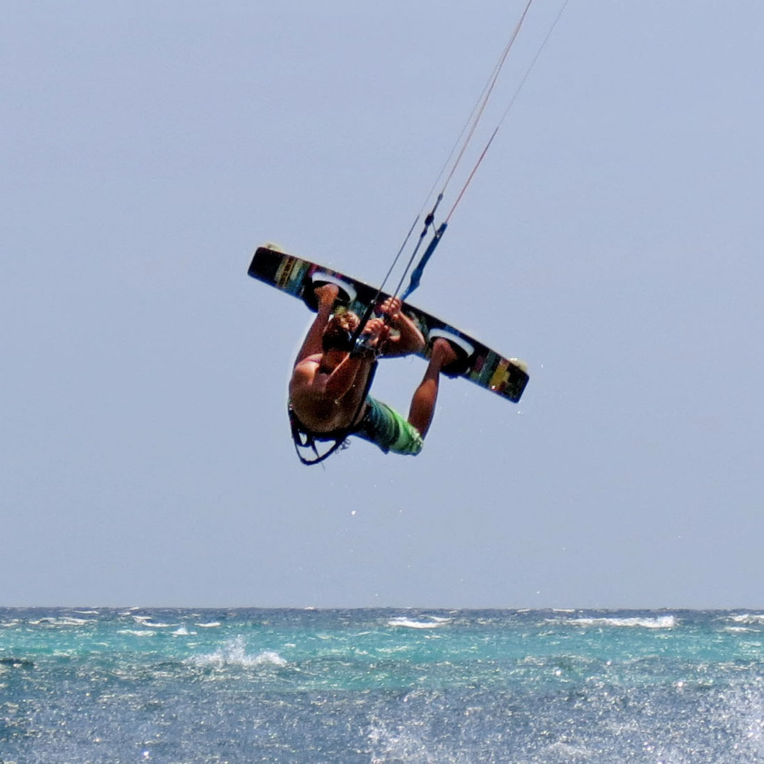 Kiteinstructor Martin was joining the team from Funboard Center Boracay in 2013/14.