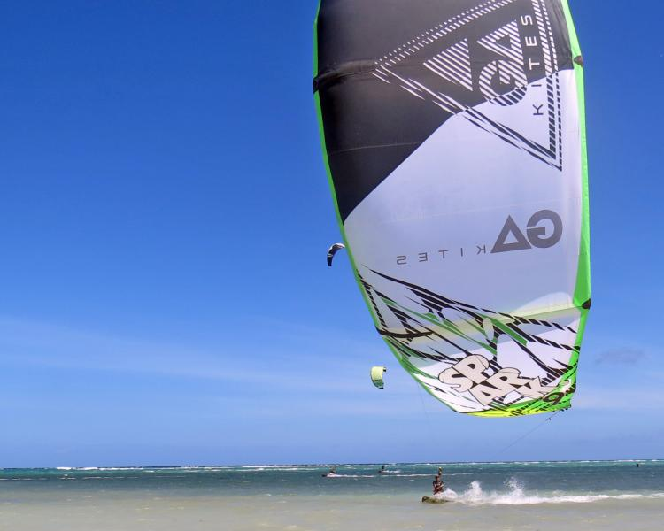 Funboard Center Boracay featured the Gaastra Freeride SPARK.