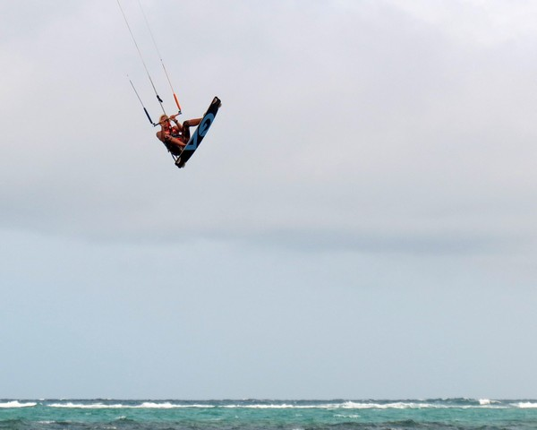 Simone from Funboard Center Boracay shows how to jump massive and get Big Air.