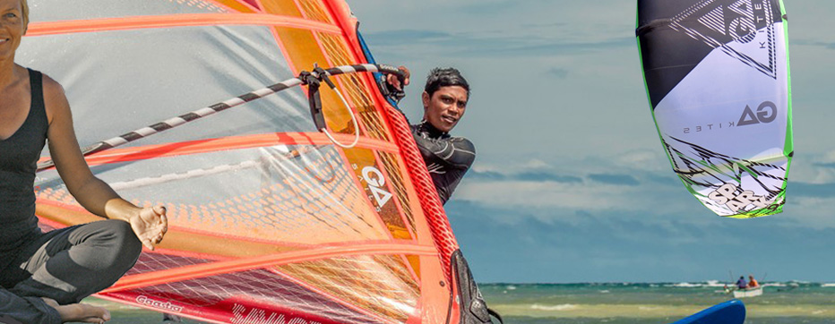 Yoga Kite and Windsurf Camp Boracay, Philippines, November 2015